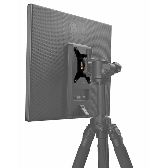 Tether Tools Rock Solid VESA Go Monitor Mount for Tripods
