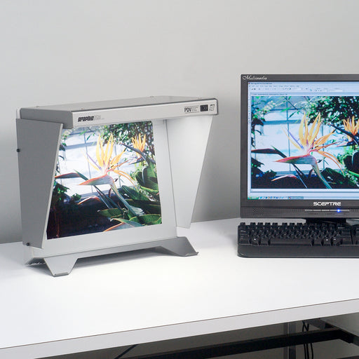 PDV-1e Professional Desktop Viewer (30cm x 41cm)
