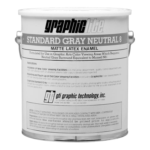 N8 Neutral Grey Paint/ US Gallon