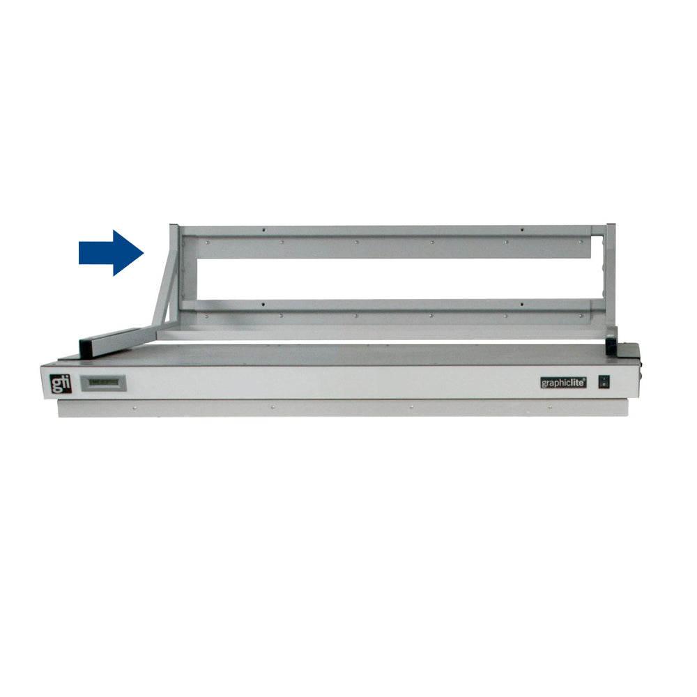 Wall Brackets (x2) to mount GLE-1032P and GLE-1040p