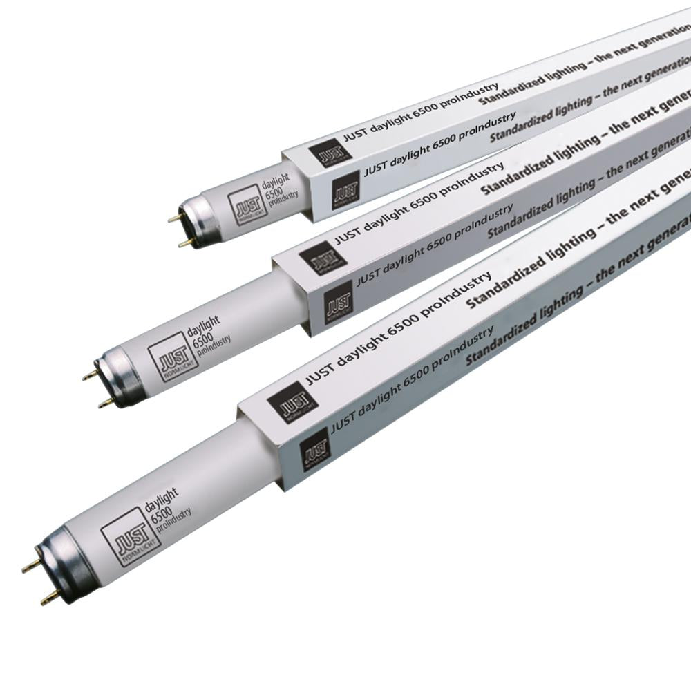 Just Normlicht Daylight 6500 ProIndustry D65 Daylight Tubes