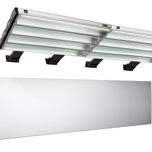 Wall Illumination 5x10ft SP (2x 5/36W + Wallpanel)