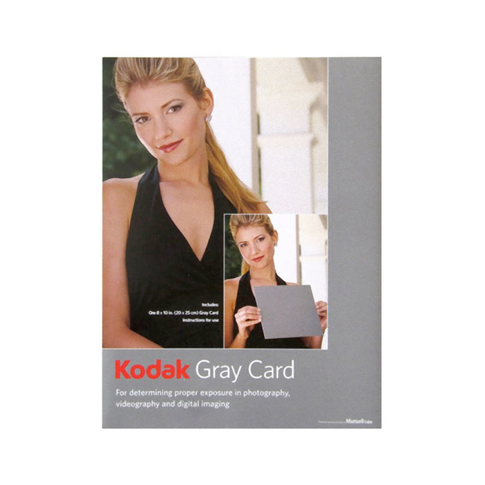 Kodak Grey Card R-27 (1 card only)