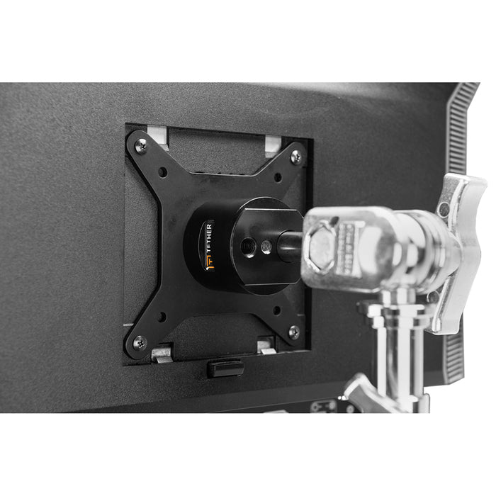 Tether Tools Rock Solid VESA Local Monitor Mount for Stands and Tripods