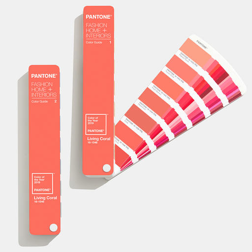 PANTONE FHI Color Guide – Color of the Year 2019 Limited Edition
