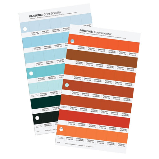 PANTONE Fashion & Home Paper Specifier replacement pages (1 pk)