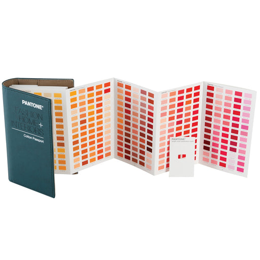 PANTONE Fashion & Home Cotton Passport