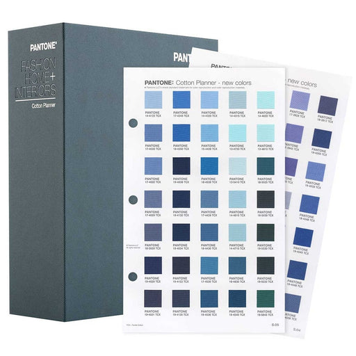 PANTONE Fashion & Home Cotton Planner
