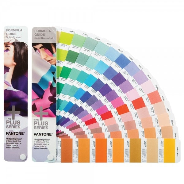 PANTONE PLUS Formula Guide Coated & Uncoated