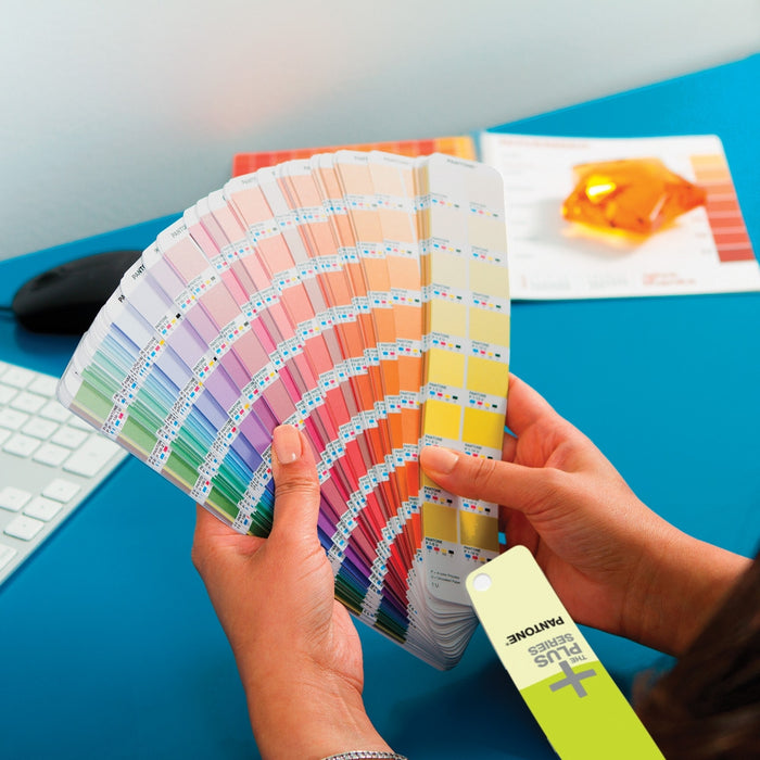 PANTONE PLUS CMYK Guide Set Coated & Uncoated - 2015 Edition Clearence