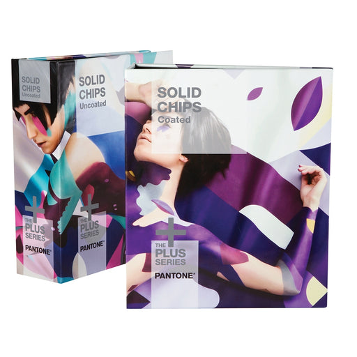 PANTONE PLUS Solid Chips Coated & Uncoated - 2016 Edition Clearance