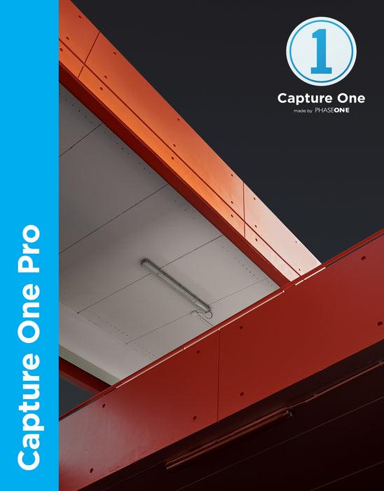 Capture One Pro 12. UPGRADE 11 to 12 - 3 seats