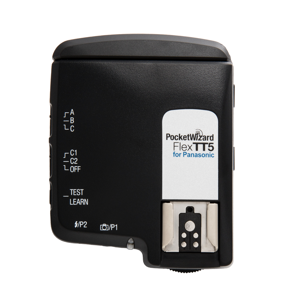 PocketWizard FlexTT5 Transceiver for PANASONIC
