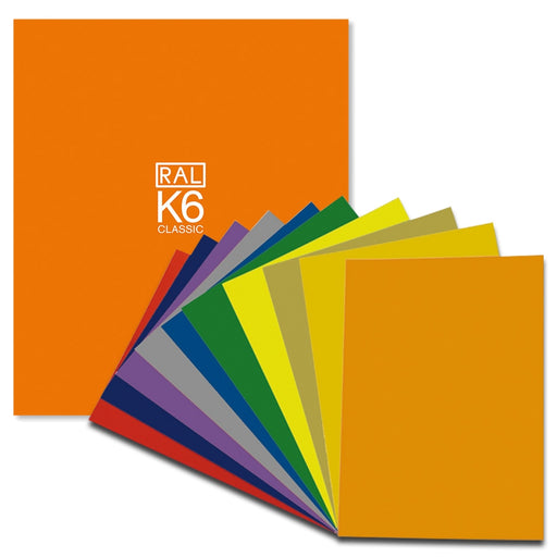 RAL K6 B - Colour binder