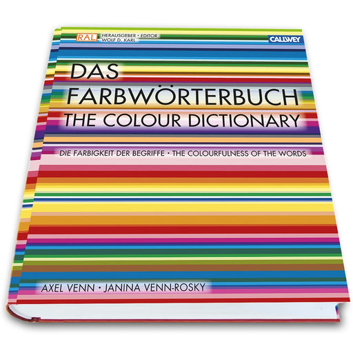 RAL The Colour Dictionary Publication