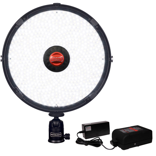 (OFFER) Rotolight AEOS + Lithium Ion Battery & D-Tap Charger bundle