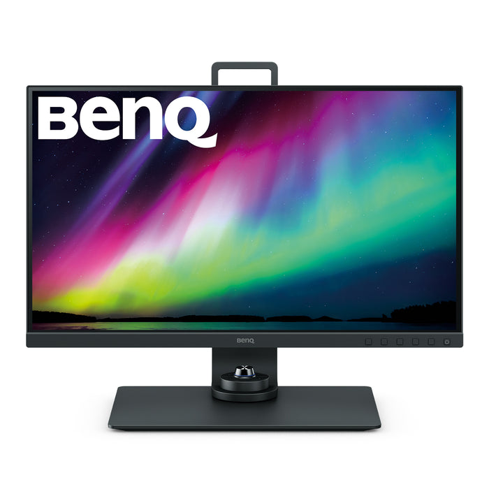 BenQ SW270C Photographer Monitor Top