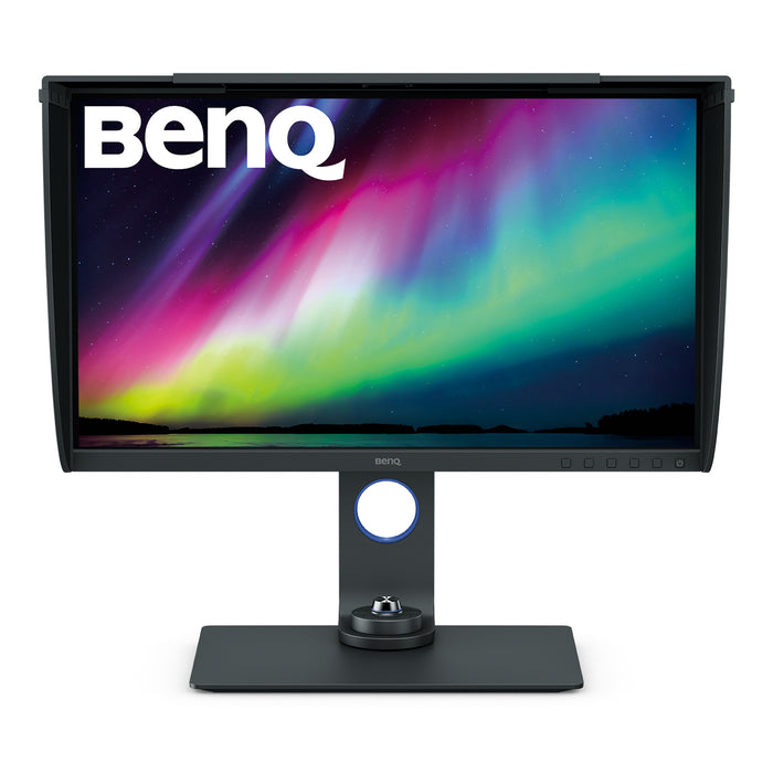 BenQ SW270C Photographer Monitor with Hood