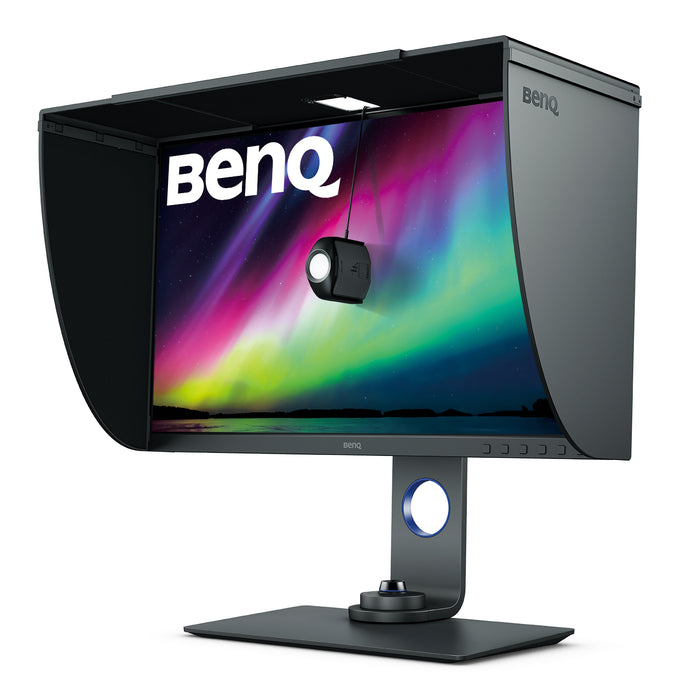 BenQ SW270C Photographer Monitor with Calibrator
