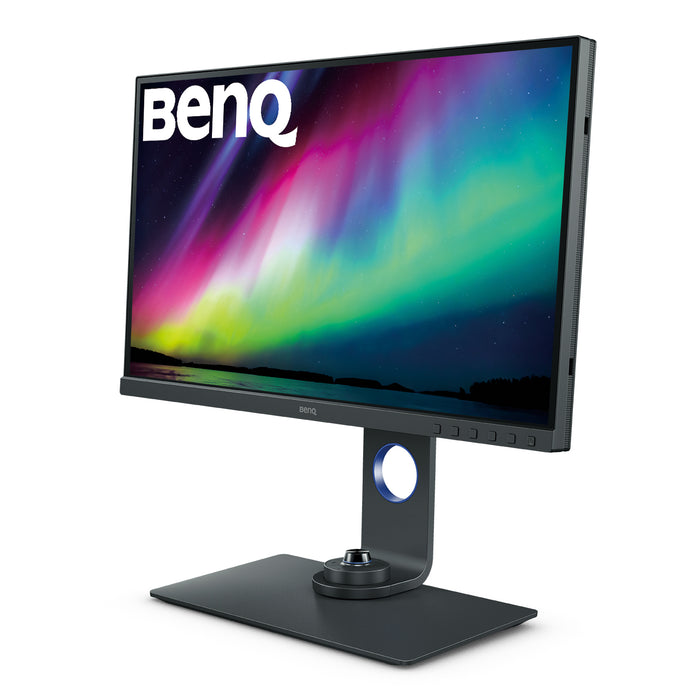 BenQ SW270C Photographer Monitor Side View