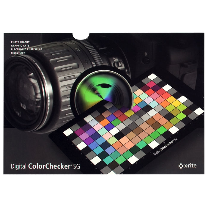 X-Rite Digital ColorChecker SG