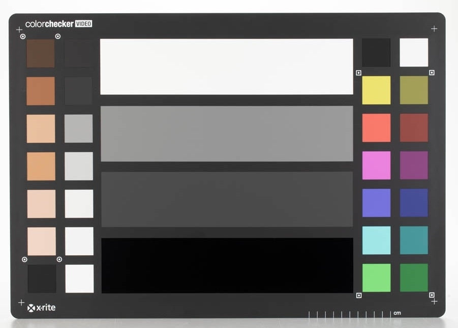 ColorChecker Video XL