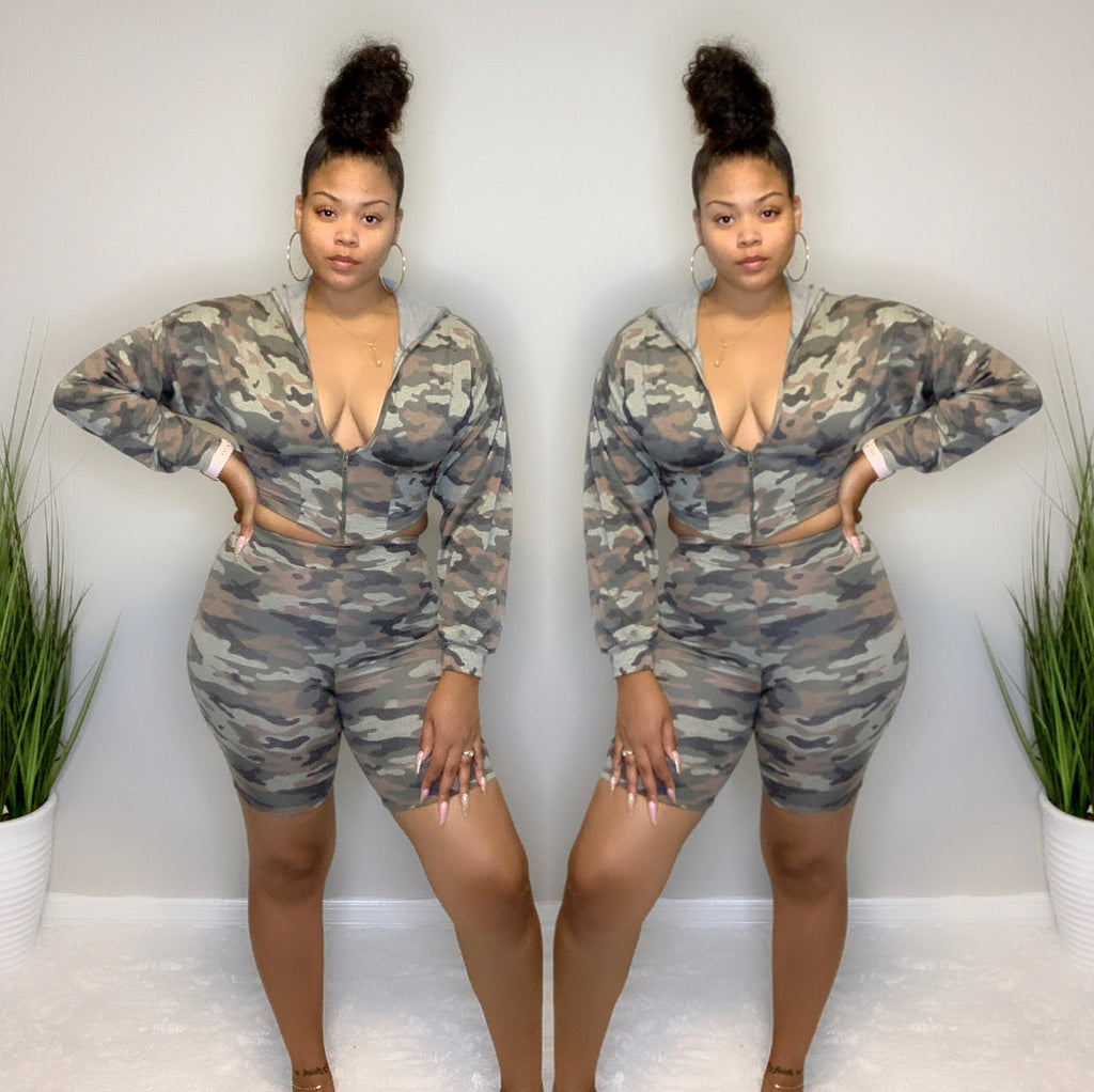 Army Short Set