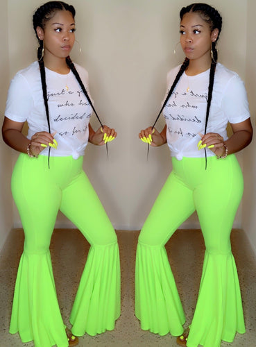 Mermaid Pants (Neon)