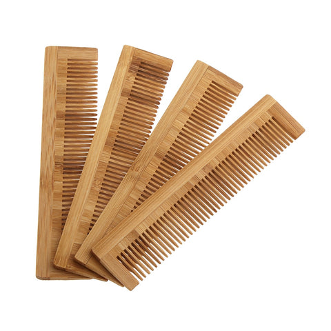 1Pc High Quality Bamboo Massage Hair Comb