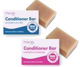 Natural Handmade Conditioner Bars