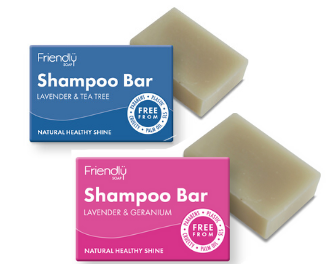 Natural Handmade Shampoo Bars