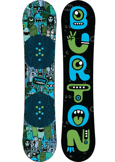Burton Junior Chopper Snowboard - 125 cm