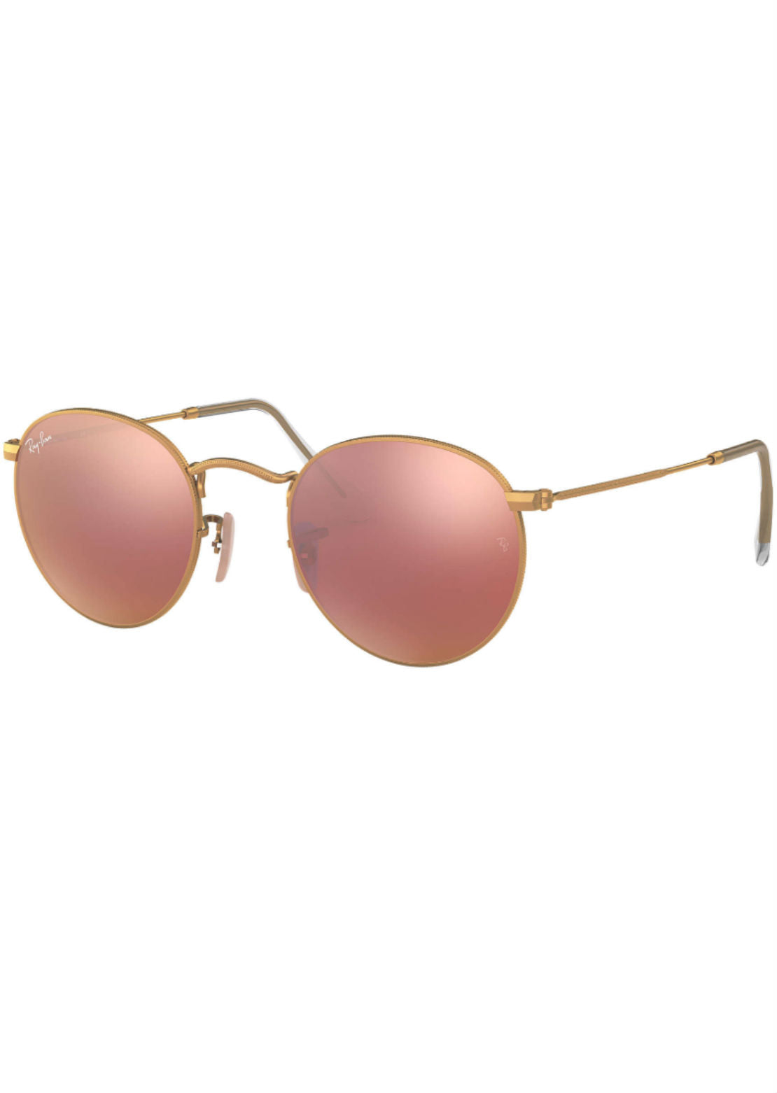 Ray Ban Round Metal RB3447 Sunglasses