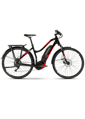 Haibike SDuro Trekking 2.0 Lo Step Electric Bike - Large