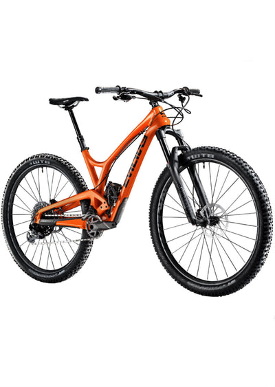Evil Following GX Eagle Super Deluxe RCT 120 mm Mountain Bike - Large