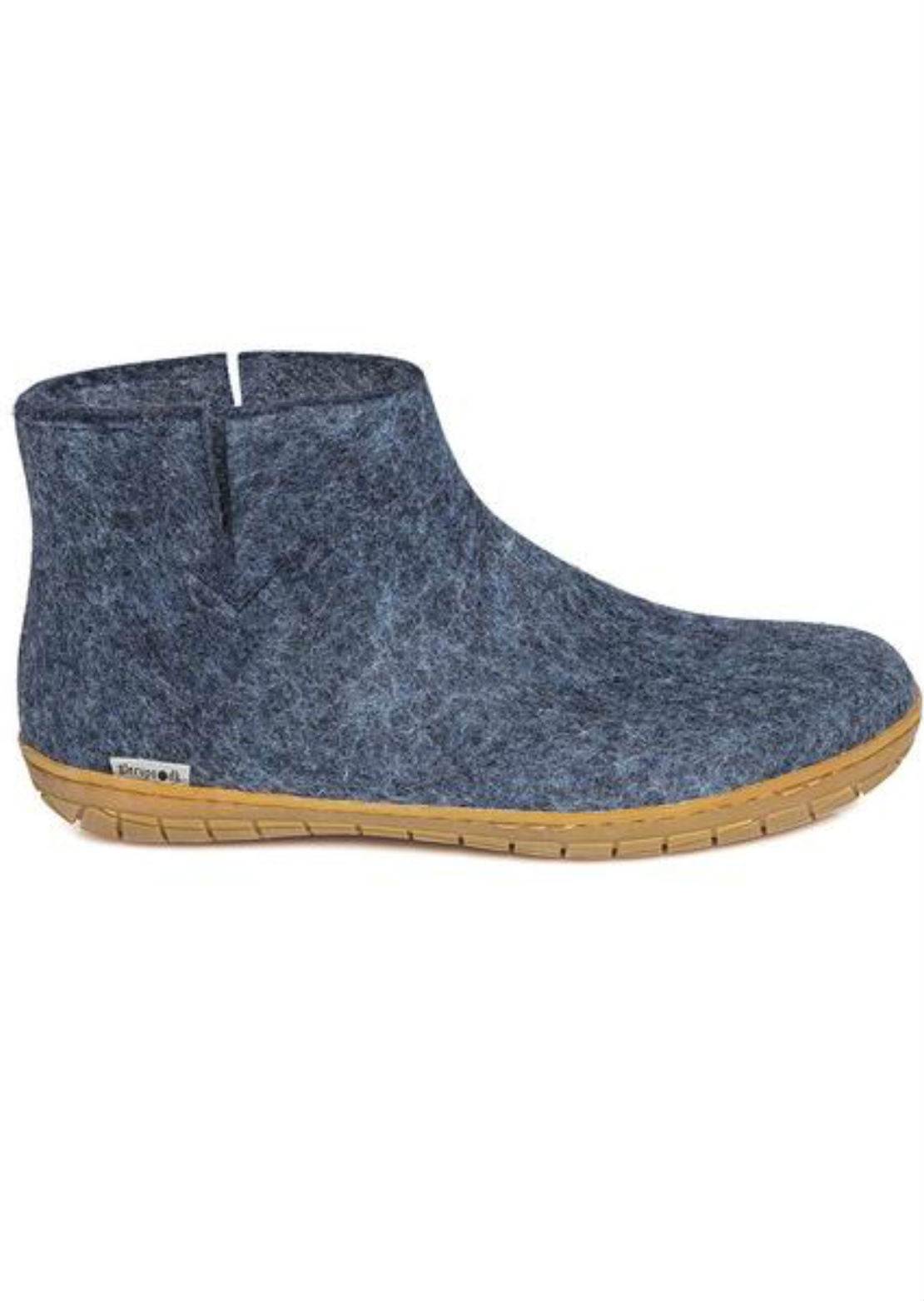 Glerups Unisex Natural Rubber Slipper Boots