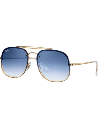 Ray Ban Blaze General RB3583N - Gold