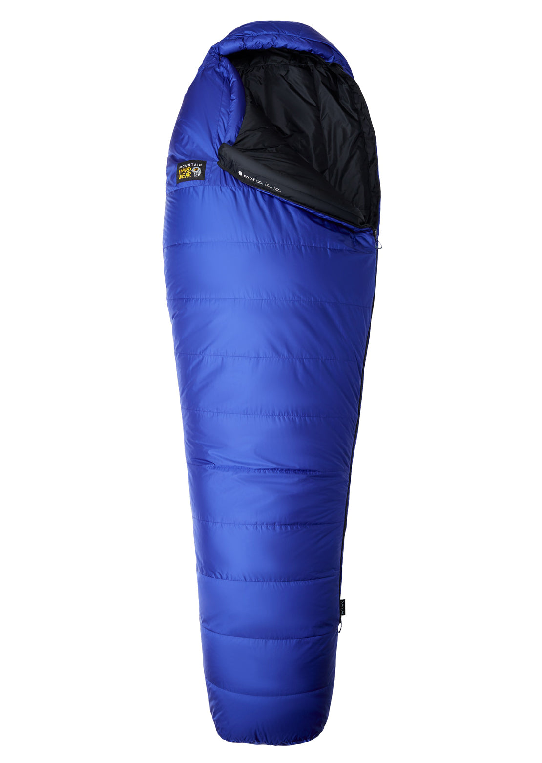 Mountain Hardwear Men's Rook 30F/-1C Long Sleeping Bag Clematis Blue