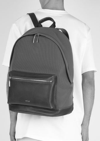 Matt & Nat Balilg Canvas Backpack