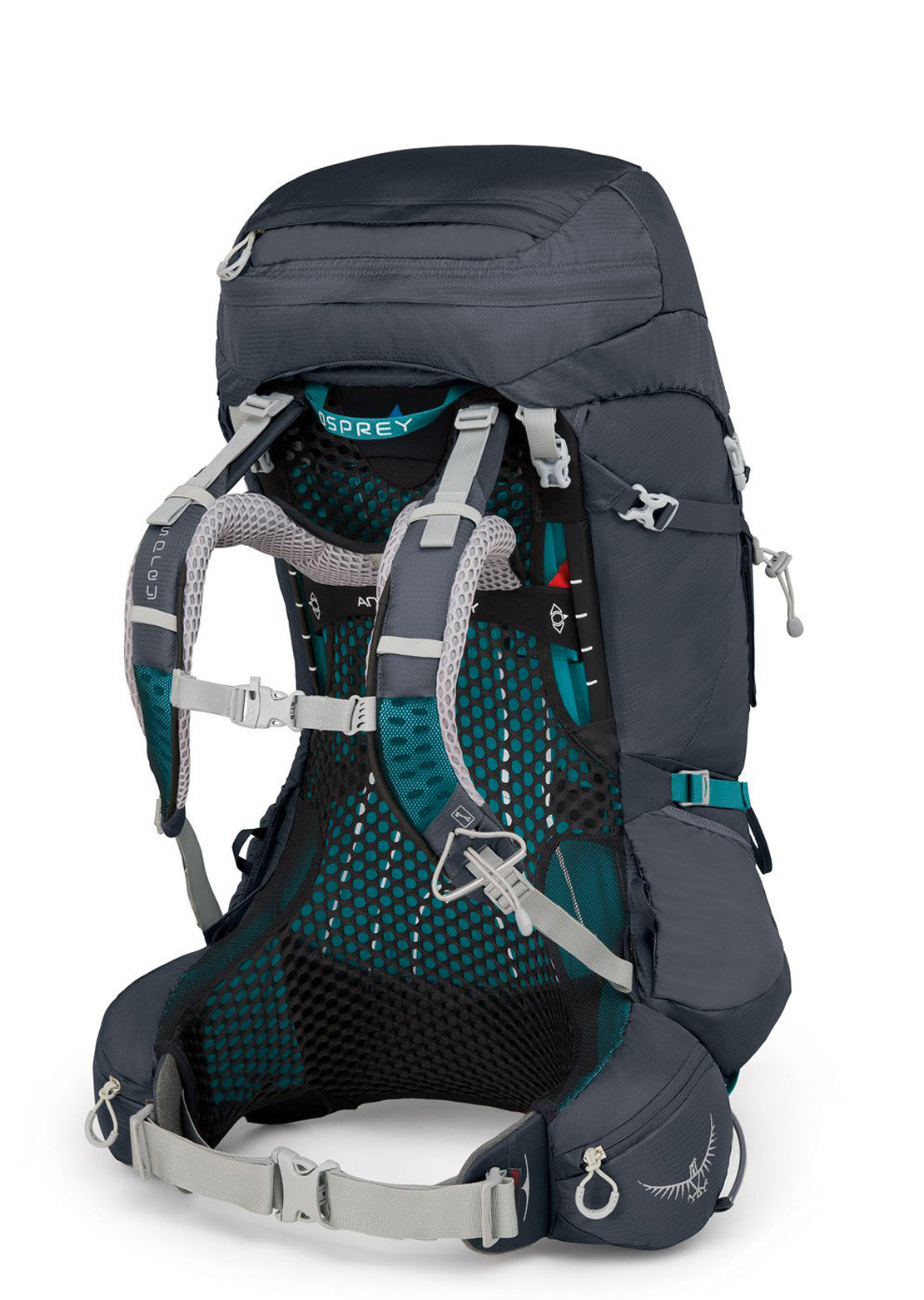 Osprey Aura AG 50 Small Backpack - Back