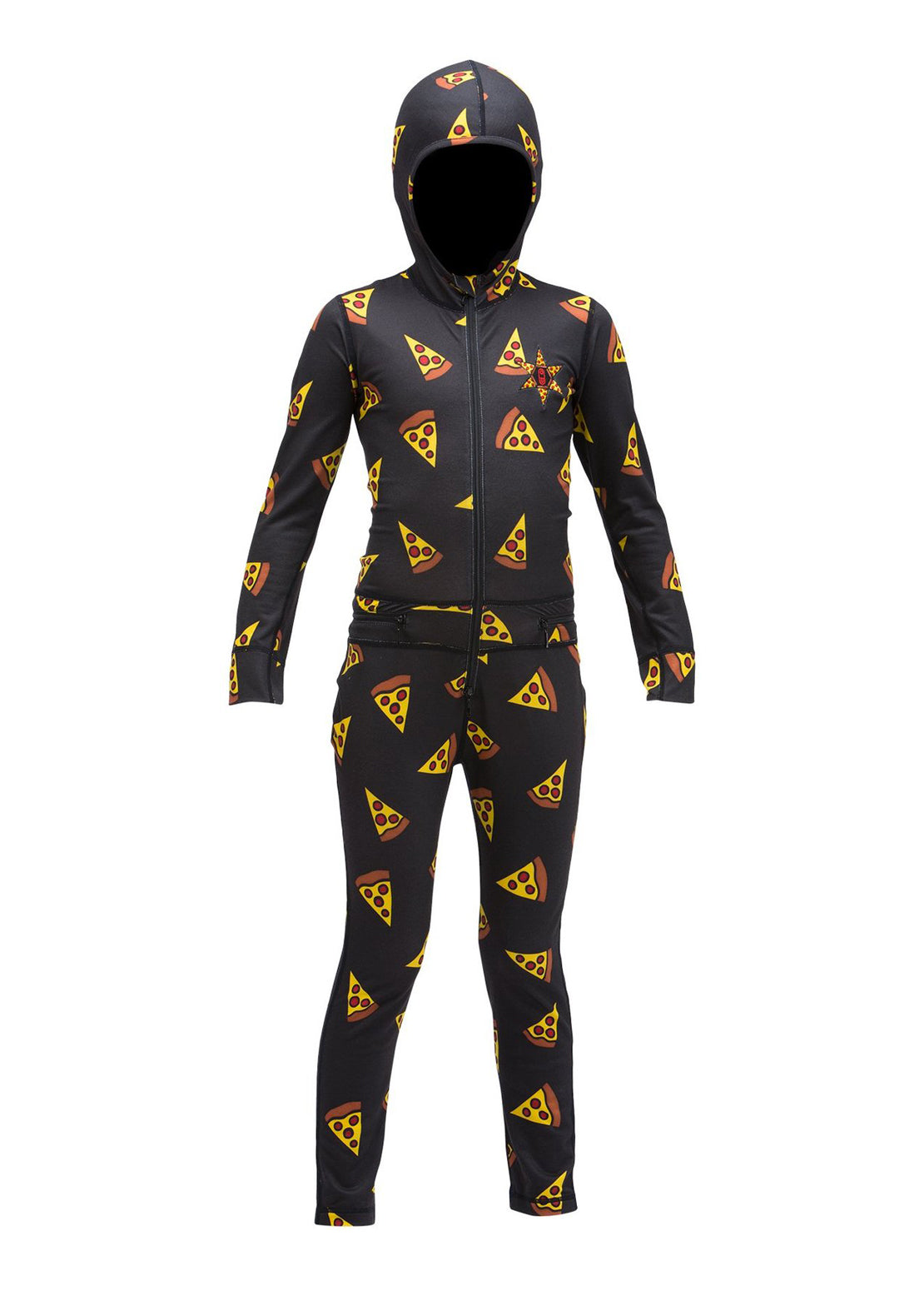 Airblaster First Layer Junior Ninja Suit Pizza