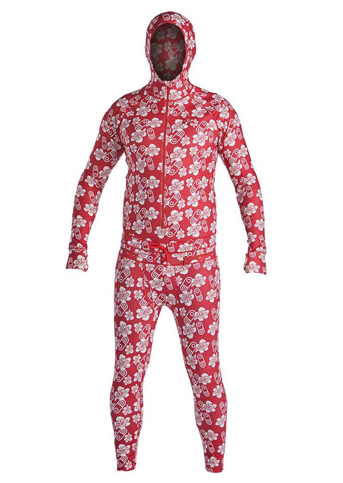 Airblaster Men's Classic Ninja Suit First Layer Terry Bahama