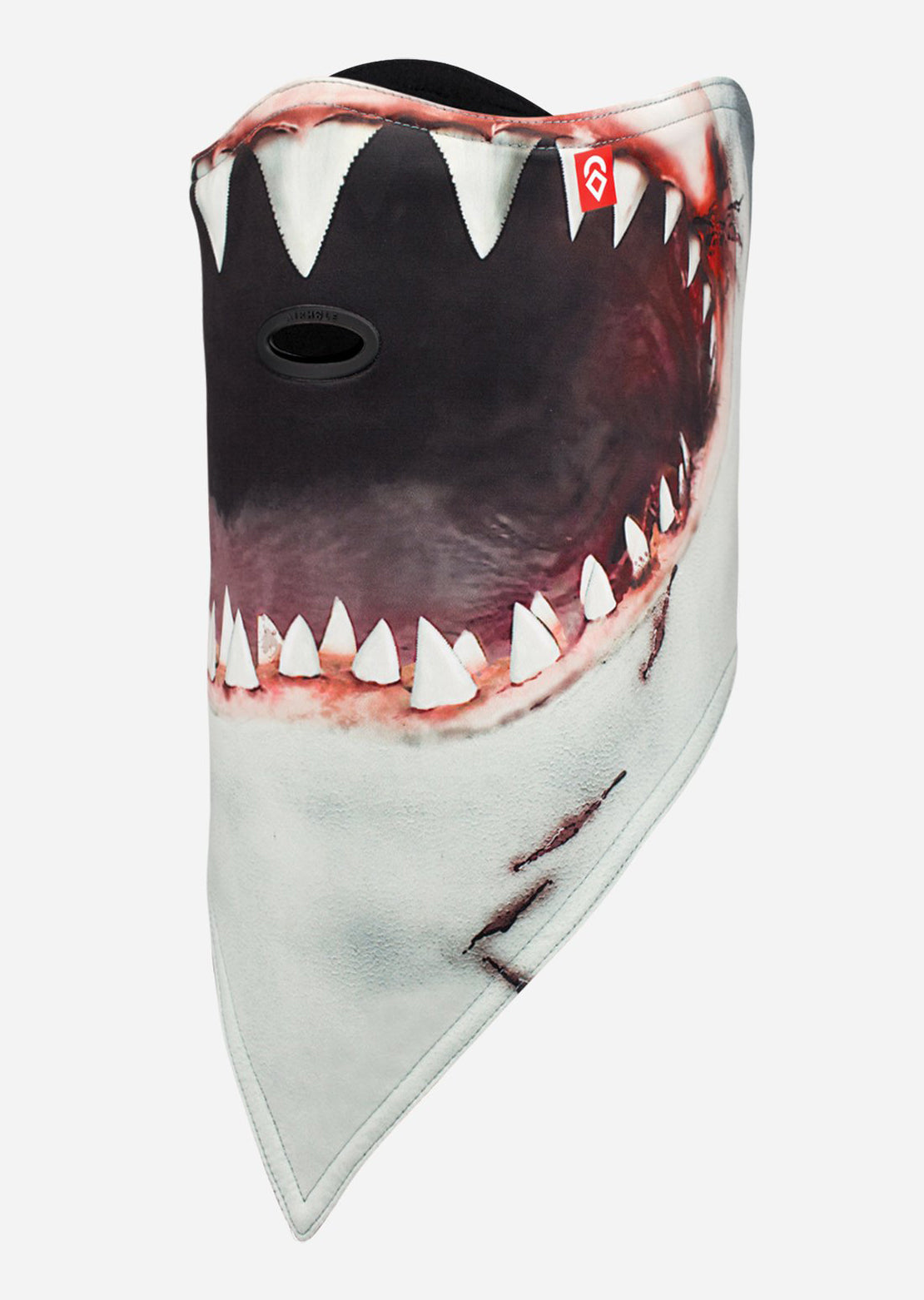 Airhole Facemask Standard 2 Layer Bandana Shark
