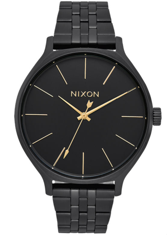 Nixon Women's Clique - All Black