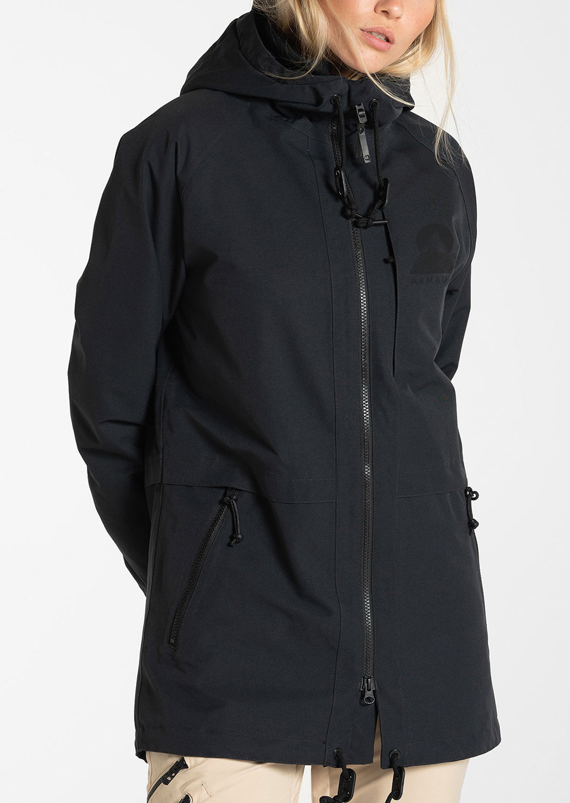 Armada Women's Gypsum Jacket Black