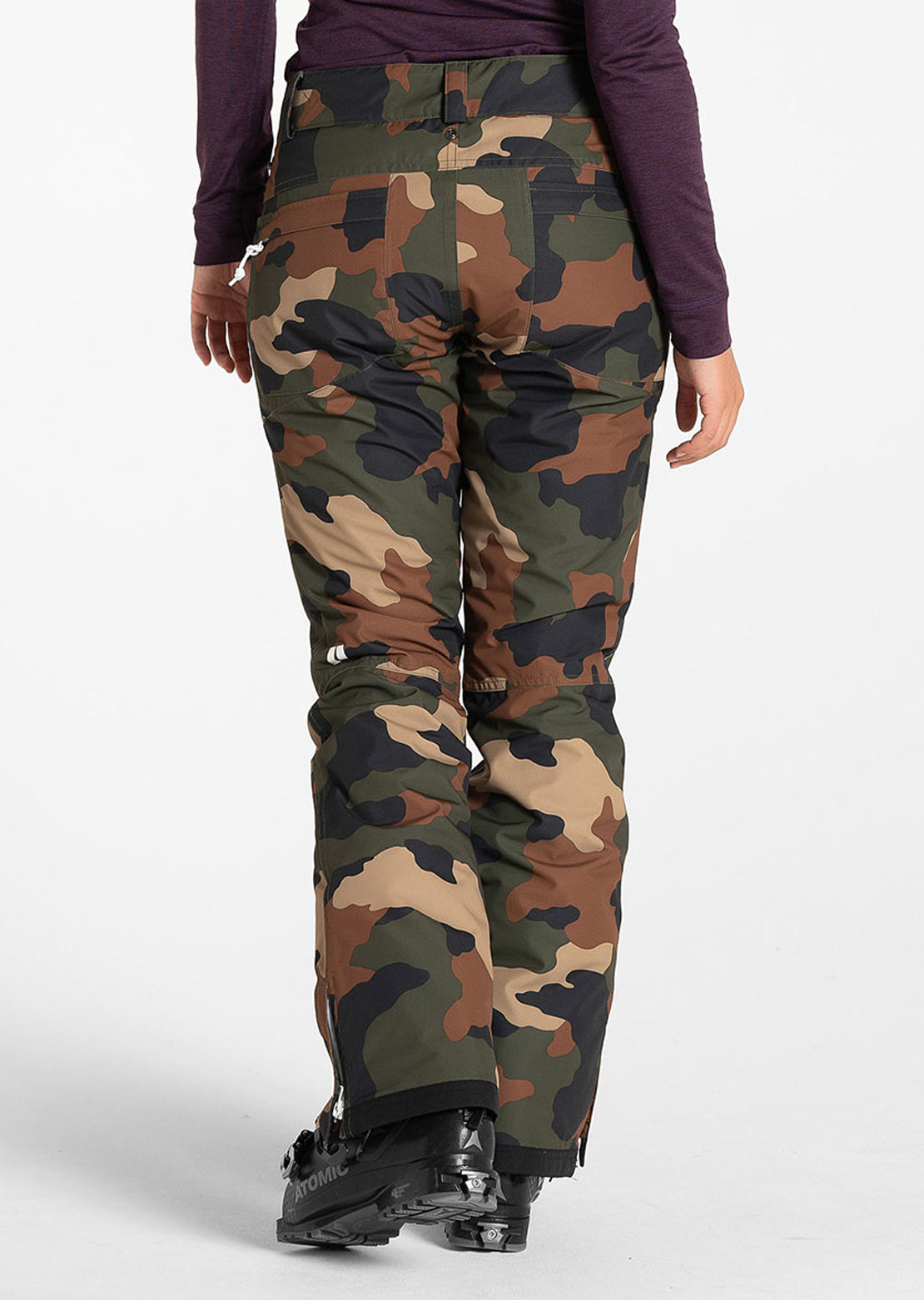 Armada Women's Lenox Insulated Pants Camo