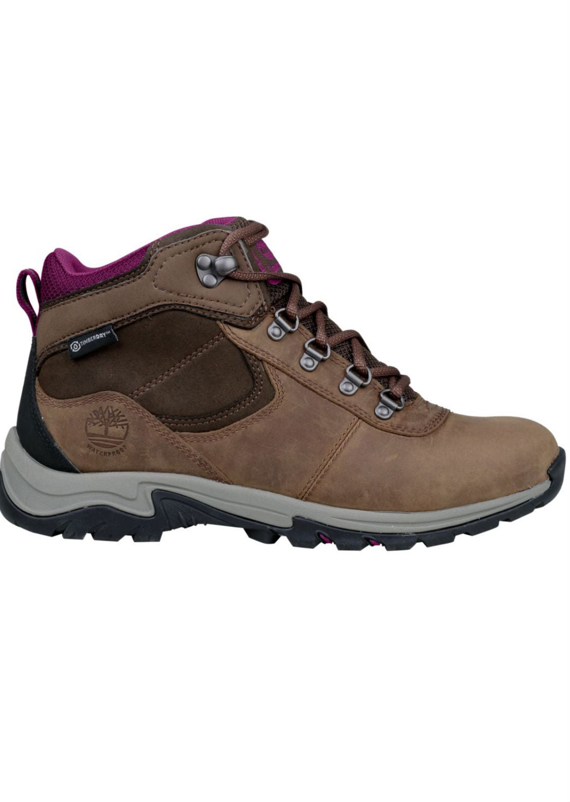 Timberland Women's Maddsen Mid - Brown