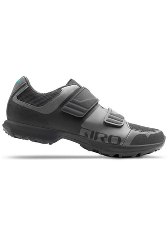 Giro Women's Berm Clipless Bike Shoes Titanium/Dark Shadow