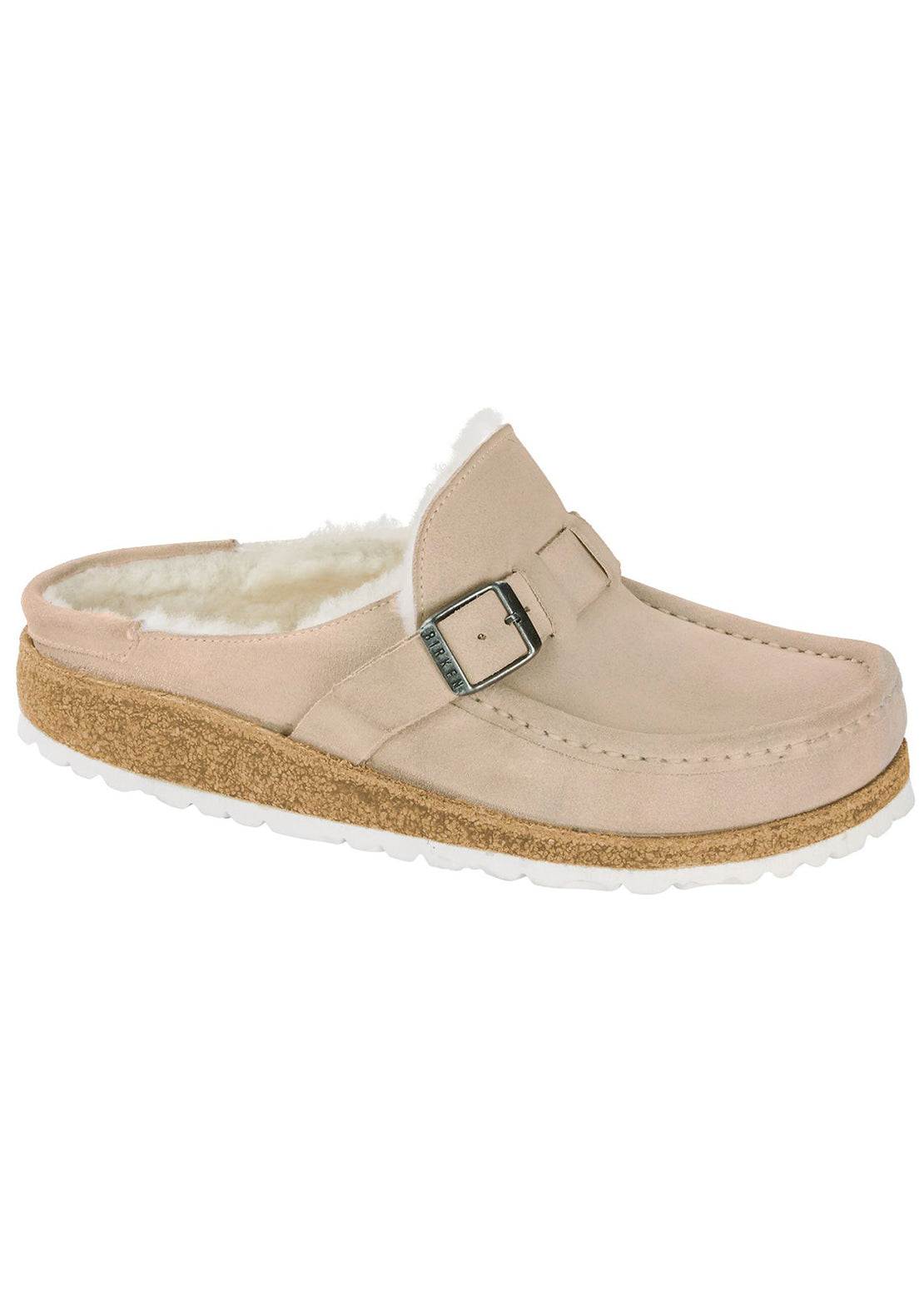 Birkenstock Women's Buckley Shoes Nude