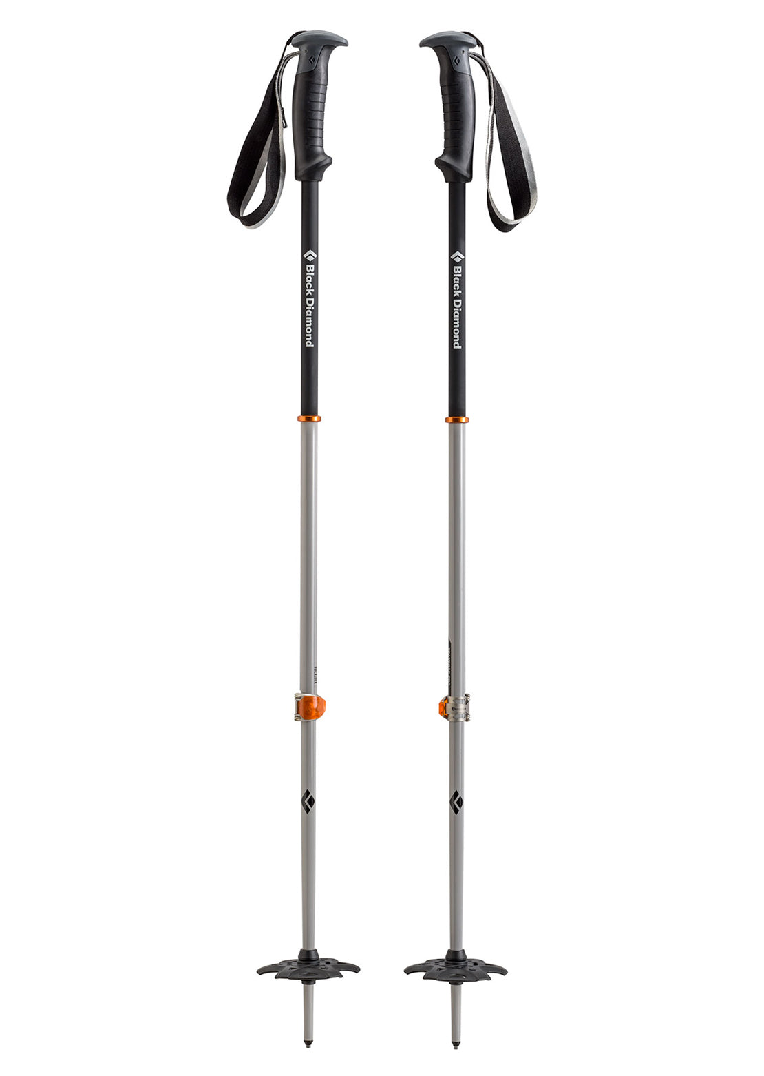 Black Diamond Traverse Pro 155 cm Ski Poles Multi